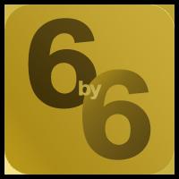 6 by 6